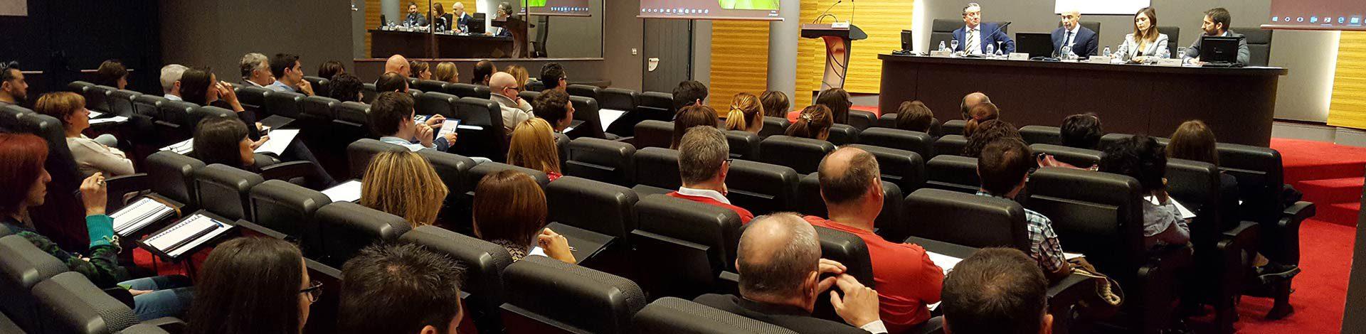 Igarle jornada Sayma sobre SII y dimesión digital Vitoria, Donostia y Bilbao