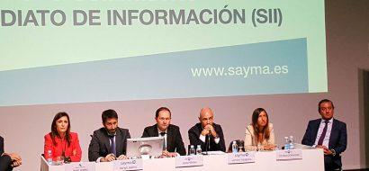 Igarle jornada Sayma sobre Suministro inmediato de Informacion SII Bilbao octubre 2017