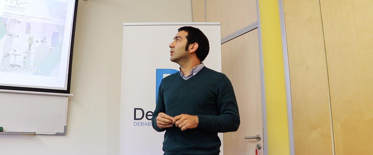 Mario Mateos, Director de Sistemas de Información en Grupo Unceta.
