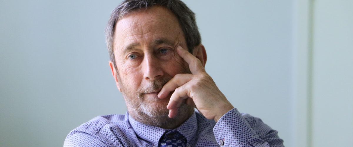 David Hilario, Departamento de Compras de Apro Inoxidables.